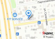 Компания «Вольтаж» на карте