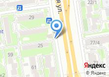 Компания «Шавлани» на карте