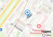 Компания «СибИнвесТком» на карте