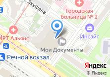 Компания «Строящееся административное здание по ул. Зыряновская» на карте