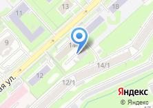 Компания «РЕГИОН 54» на карте