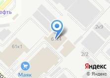 Компания «М-61» на карте