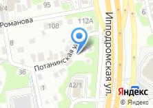 Компания «ПК Аплит» на карте