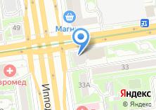 Компания «АБВ КОМПЬЮТЕРНЫЕ КУРСЫ» на карте