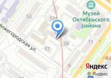 Компания «УКЖХ Октябрьского района» на карте