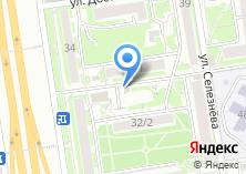 Компания «Магазин мясной продукции и полуфабрикатов на Ипподромской» на карте