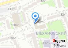 Компания «Новолаб» на карте