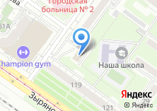 Компания «Альянс - Спецодежда» на карте