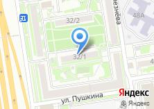 Компания «Участковый пункт полиции Отдел полиции №1 Центральный Управление МВД России по г. Новосибирску» на карте