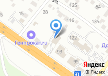Компания «САВОИ» на карте