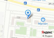 Компания «Жилищная сервисная компания» на карте