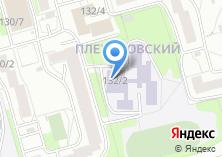 Компания «Средняя общеобразовательная школа №122» на карте