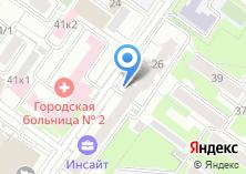 Компания «ПТК Сантехмонтаж» на карте