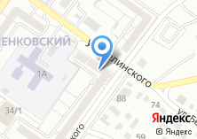 Компания «Водолей54.ру» на карте