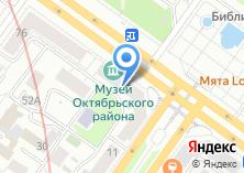 Компания «Салон европейской мебели» на карте