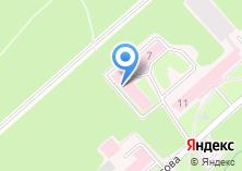 Компания «Дезпрофиль» на карте