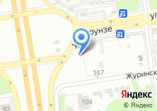 Компания «SakuraCar» на карте