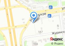 Компания «Запчасти154» на карте