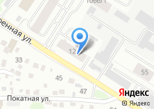 Компания «УРАРТУ» на карте