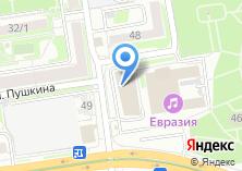Компания «ШкодаМода» на карте