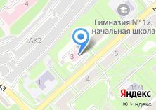 Компания «Претор» на карте