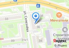 Компания «Мужской» на карте