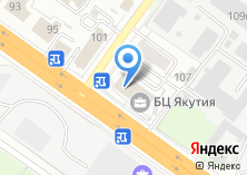 Компания «Бизнес Систем Групп» на карте