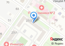 Компания «ИНАКОМ» на карте