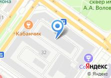 Компания «А-МЕТ» на карте