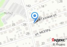 Компания «Сибирский Берег» на карте