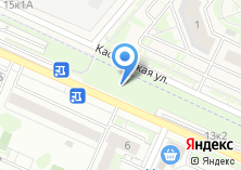 Компания «6-й район» на карте