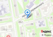 Компания «Букет» на карте