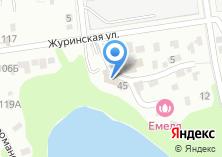 Компания «Дизель Техник» на карте