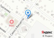 Компания «Офис-Партнер» на карте
