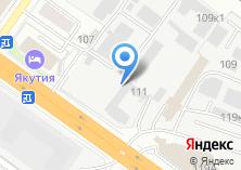 Компания «САМОГРУЗ» на карте