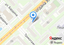 Компания «ВМП Сибирь» на карте