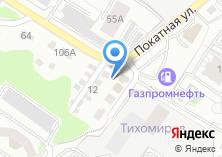Компания «АвтоДокЭкспресс» на карте