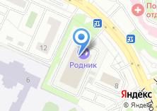 Компания «Сибирские хаски» на карте