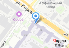 Компания «МАСТЕР БАР» на карте