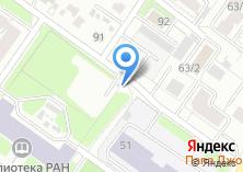 Компания «Шиномонтажная мастерская на ул. Бориса Богаткова» на карте