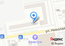 Компания «Б групп» на карте