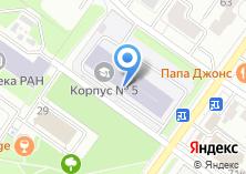Компания «СибГУТИ Сибирский государственный университет телекоммуникаций и информатики» на карте