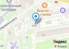 Компания «Продовольственный магазин на ул. Кошурникова» на карте