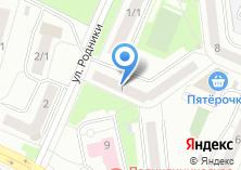 Компания «ТРАНСПОРТНАЯ КОМПАНИЯ ЭКСПЕРТ-АВТО» на карте