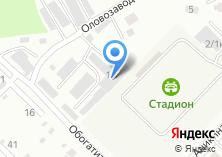 Компания «КВИМС» на карте