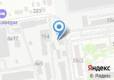 Компания «Служба пути филиал №6» на карте