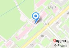 Компания «Городская клиническая больница №25» на карте