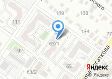 Компания «Общежитие СибГУТИ» на карте