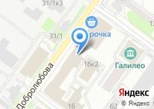 Компания «БИТ-НСК» на карте