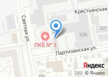 Компания «СТАРТСЕРВИС» на карте